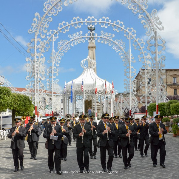 Il concerto bandistico città di Aliano