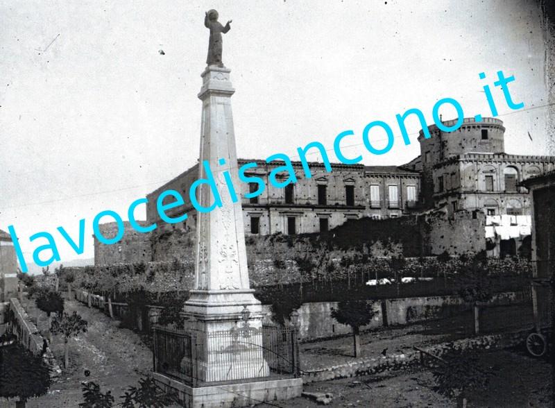 foto obelisco di san cono