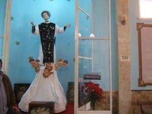 statua san cono uruguay