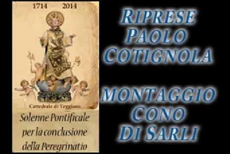 Solenne Pontificale per la conclusione della Peregrinatio