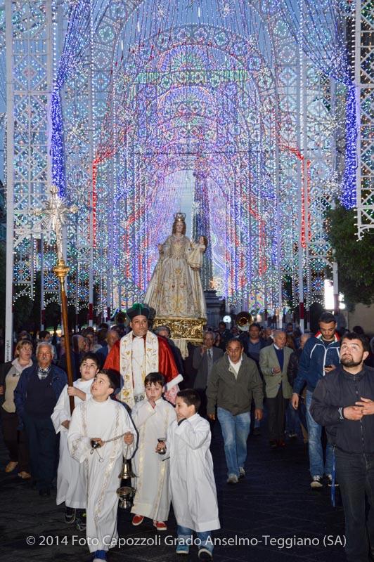 Tricentenario Statua di San Cono 08