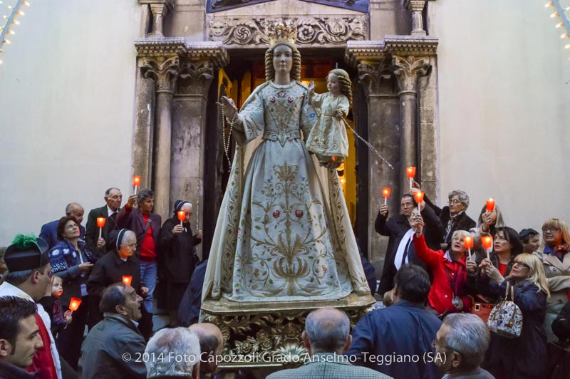 Tricentenario Statua di San Cono 09
