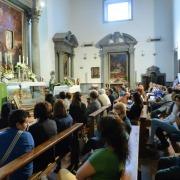 Cerimonia in chiesa 1