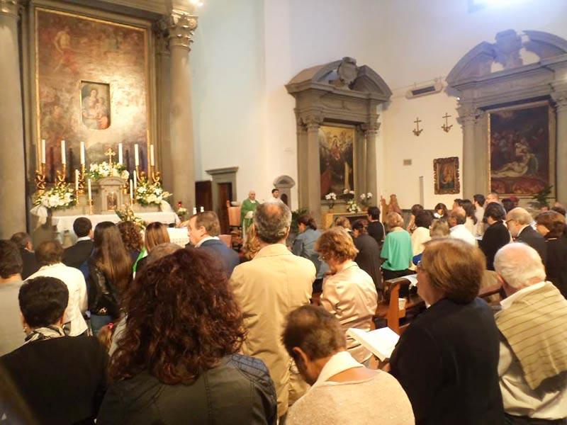 Cerimonia in chiesa 2
