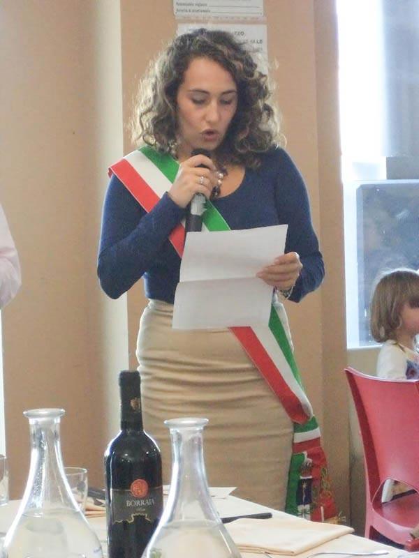 Discorso Assessore Marianna Morello
