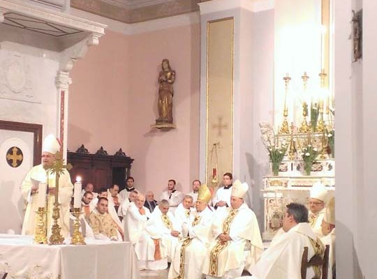 Centenario nascita S. E. Mons. Umberto Altomare 5