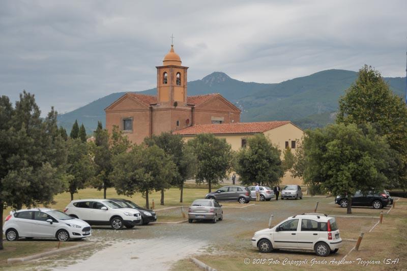 Celebrazione e Benedizione statua di San Cono a Cascina (1)