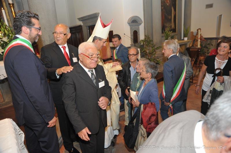 Celebrazione e Benedizione statua di San Cono a Cascina (3)