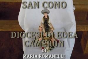 San Cono Edea Camerun di Maria Romanelli