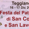 Festa del Patrocinio di San Cono e San Laverio il 16 e 17 Dicembre 2016