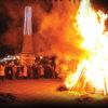 Lu Fumpanariu ri Santu Conu il 16 Dicembre a Teggiano