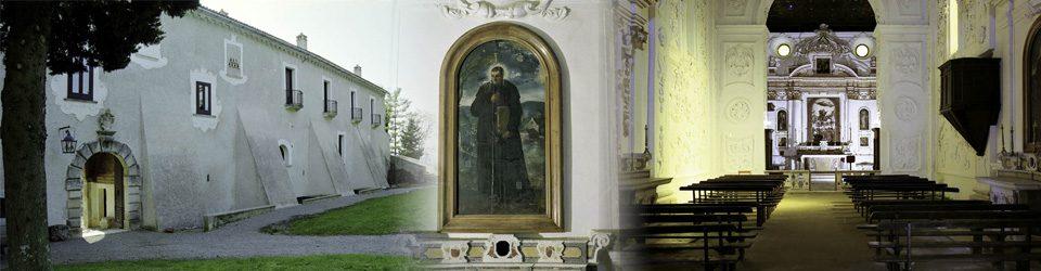 Abbazia Santa Maria di Cadossa a Montesano s/M, luogo di storia e di pellegrinaggio di San Cono