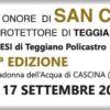 Quinta edizione dei festeggiamenti in onore di San Cono a Cascina (Pisa)