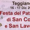 Da 160 anni, festa del Patrocinio di San Cono e San Laverio il 16 e 17 Dicembre 2017