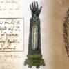 Il braccio reliquiario di San Cono