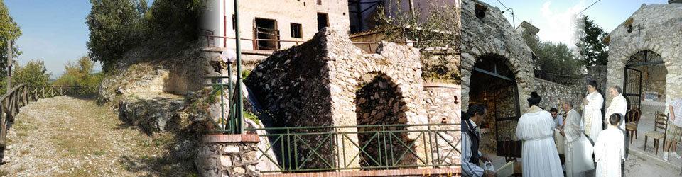Cappelle e Chiese dedicate a San Cono nel Vallo di Diano